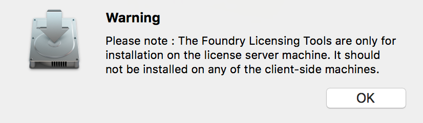 Q100027: How to install a floating license – Foundry